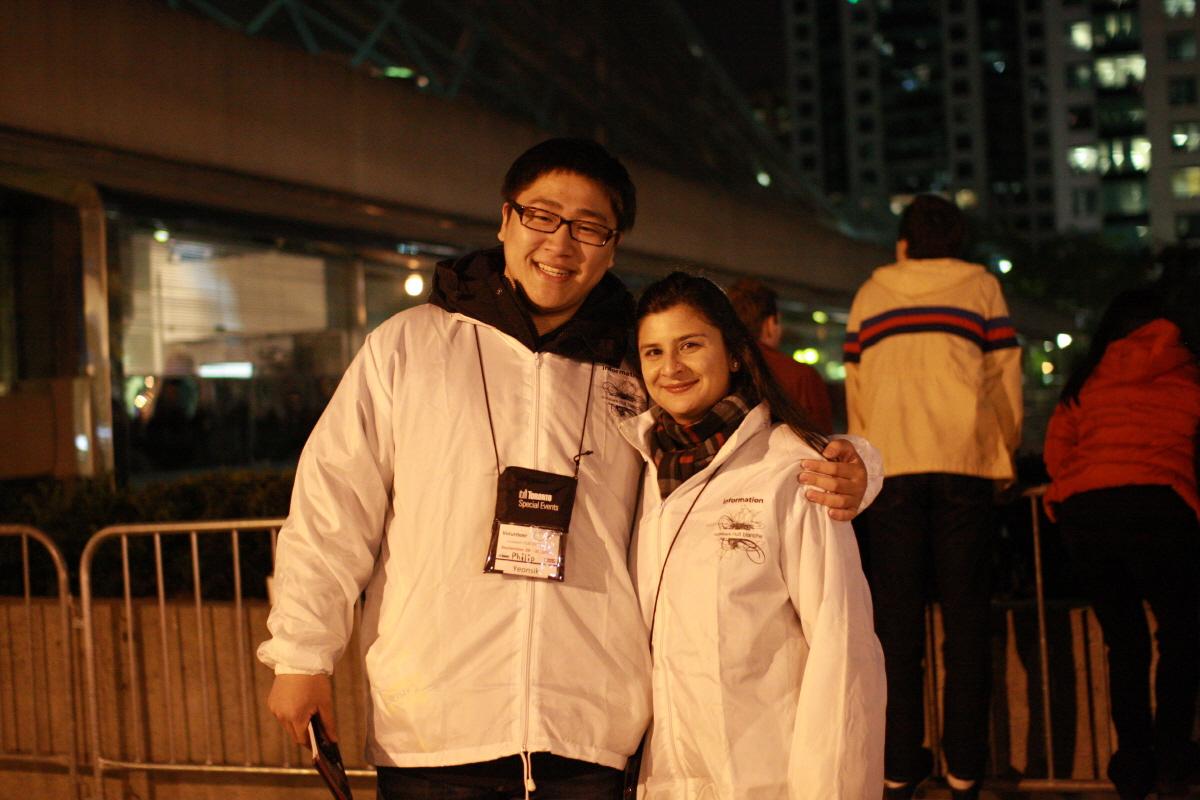 2012.09 Nuit Blanche Volunteer.JPG